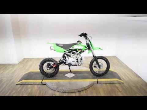 2020 SSR Motorsports SR125 in Wauconda, Illinois - Video 1