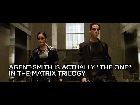The Matrix Fan Theory That Makes Agent Smith The True 'One'