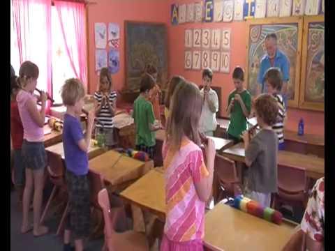 Alice Springs Steiner School documentary (Australia)