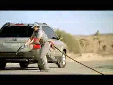 Kia Commercial for Kia Sportage (2008) (Television Commercial)