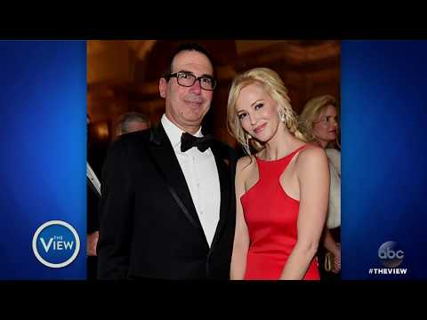 Mnuchin Requests Government Plane | The View