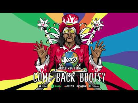 Bootsy Collins - Come Back Bootsy (World Wide Funk) 2017