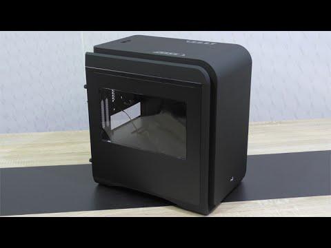 [DEUTSCH] Aerocool DS Cube Window Micro-ATX Gehäuse Testbericht