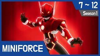 Miniforce Season 1 Ep7~12