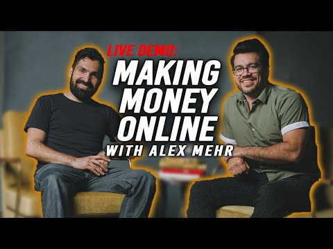 💻 Live Demonstration: Making Money Online 💵 – Tailopez.com/moneyonline