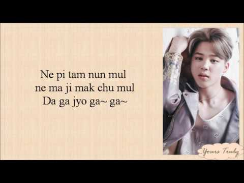 BTS (방탄소년단) - '피 땀 눈물' Blood, Sweat And Tears [Easy Lyrics]