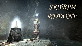 Skyrim Redone: - Работа По Найму или Легенда о Красном Орле- (#5)