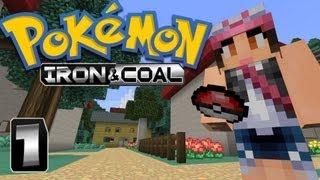 Pokémon: Iron & Coal [Pixelmon Part 1] - The Adventure Begins!