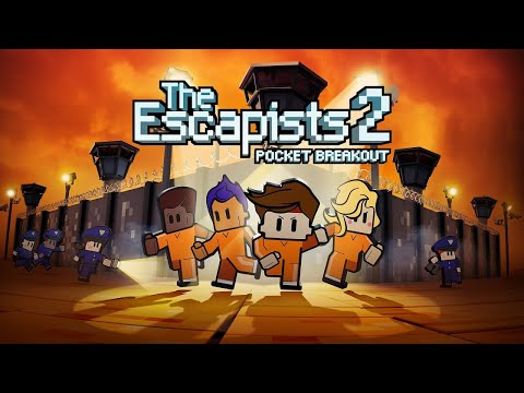 Vidéo The Escapists 2: Pocket Breakout