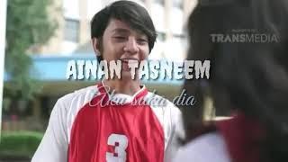 Aku Suka Dia - Ainan Tasneem || Official Lirycs Video | Love Pedia