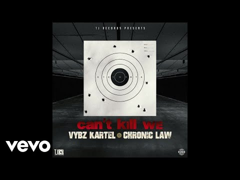 Vybz Kartel, Chronic Law - Can't Kill We