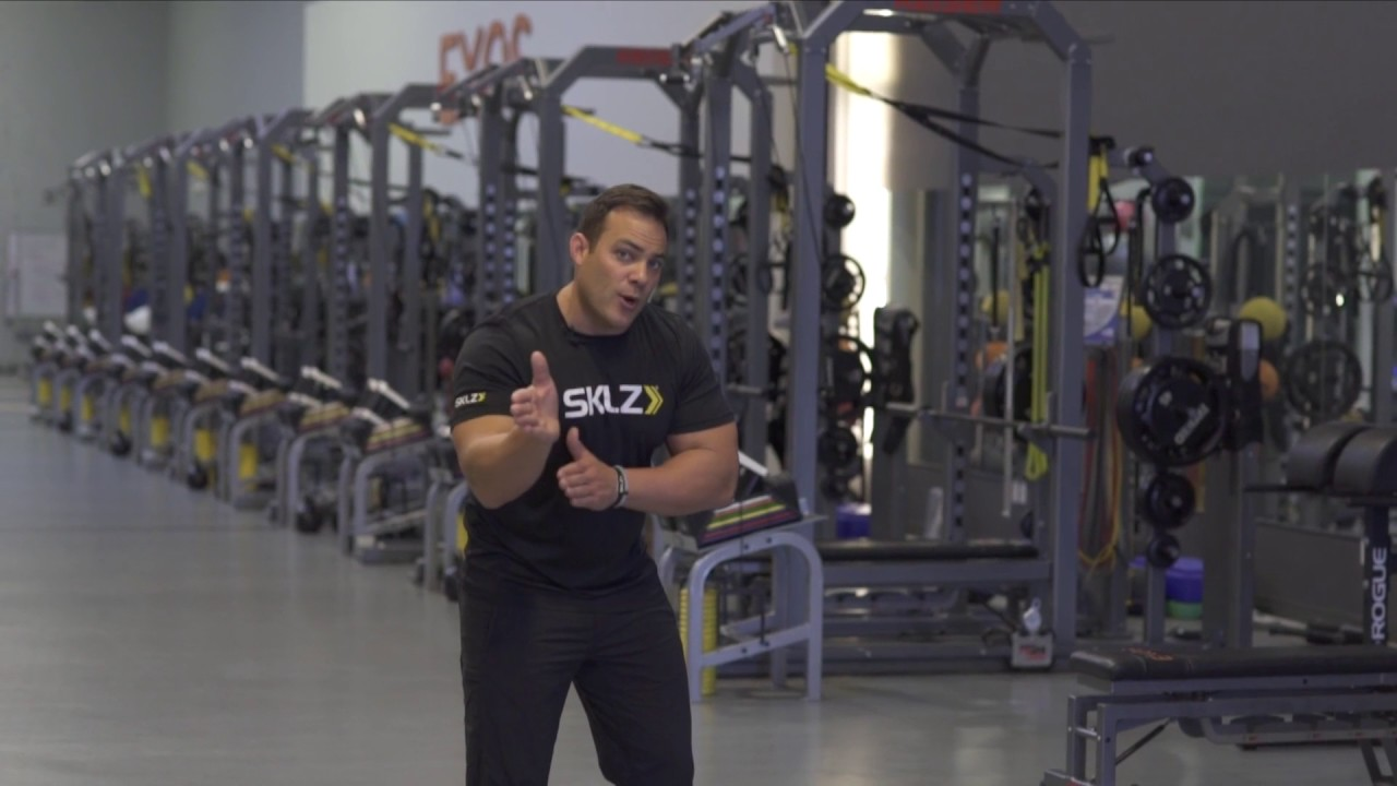 SKLZ Agility Trainer Pro: Curvilinear Drills