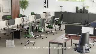 Nexus - For A Multifunctional Workplace