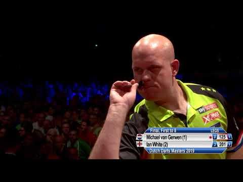Van Gerwen v White - Final - 2019 Dutch Darts Masters