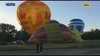 Карнавал повітряних куль відбувається у Луцьку