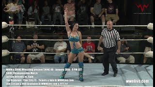 Who Survived SHINE 47!? Check Out The Recap And Find Out!!!