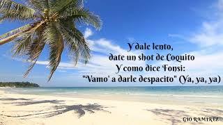 Pedro Capo Ft. Farruko   Calma (Remix) (Lyric Video)