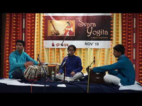 Svara Yogita 2019 - Manas Bhave