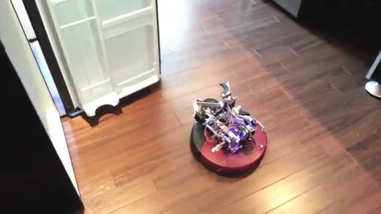 Beer Fetching Robot? I'll Drink To That!