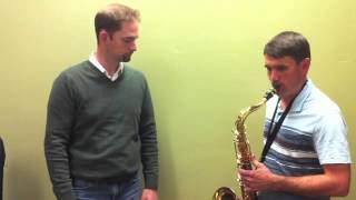 Eastman Tenor Sax Review