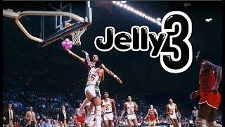 JELLY 3: Gervin. Jordan. Erving (Finger Roll Lay Up Compilation)