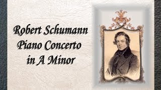 Schumann - Piano Concerto in A Minor