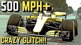 GT SPORT - Crazy *500+ MPH!!* F1 GLITCH Tutorial!!
