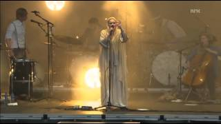 Ane Brun - Øyafestivalen 2012 - 11. Undertow