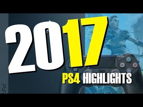 PS4 Releases 2017 - Playstation 4 Spiele-Kracher 2017