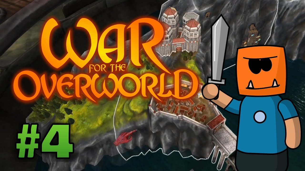War for the Overworld ep4 | Spine of Kairos