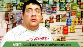 Boss Revolution Agent