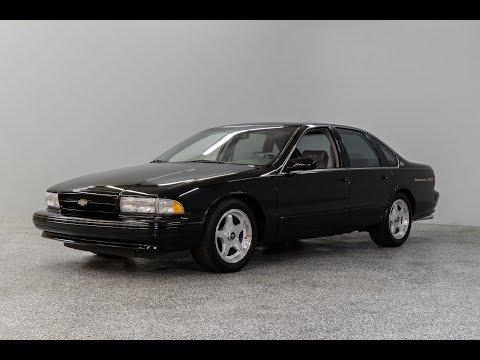 Video of '96 Impala - PP6Y