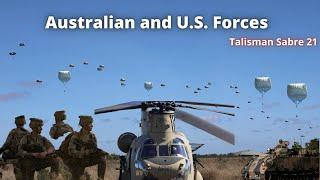 Exercise Talisman Sabre 2021 | U.S. Military Power 2021 | Australian Military Power | Armament Facts