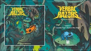 VERBAL RAZORS - V.I.P. (Very Idle Person) [Knives Out records]