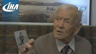 Gambar cover 105 Yaşındaki Emekli İstasyon Şefi İsmet İnönü ve Atatürk'ü Anlattı