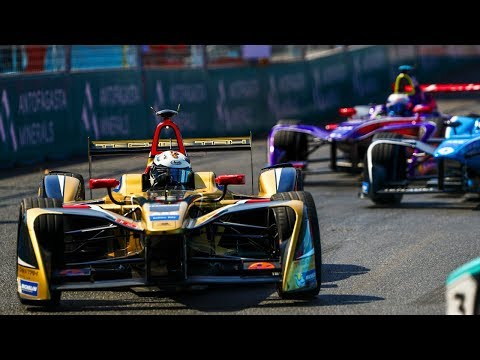 Techeetahs Prosper! Nail-Biting Finish To Rollercoaster #SantiagoEPrix - Formula E