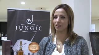 Vinarija Jungic sampion na V Medjunarodnom sajmu vina Zupa 2016.
