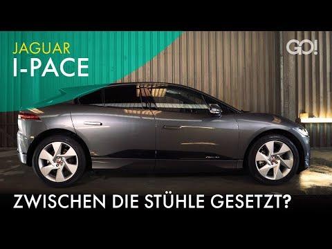 Jaguar I-Pace 2019 | Cyndie Allemann testet