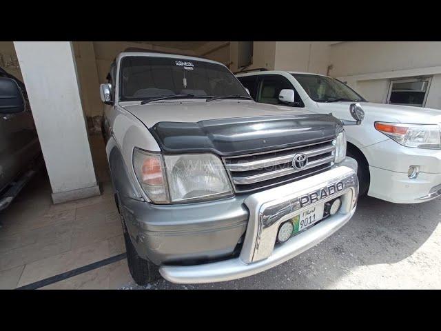 Toyota Prado TZ 3.0D 1996 for Sale in Multan
