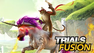 Trials Fusion - Awesome Level Max!