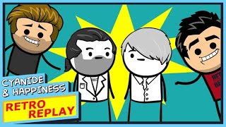 Anoose and Anüs - Retro Replay with Troy Baker & Nolan North