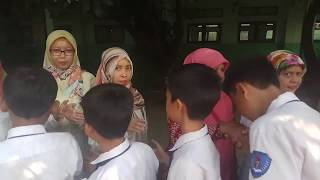 Maaf maaf pan Menjelang bulan Ramadhan SMP 20 Bekasi