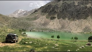 Off-Roading to the Green Lake in Turkey's Taurus Mountains