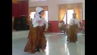 preview picture of video 'Tarian Kreasi Modern (MTsN Tilamuta) be: VII.7'