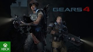 Gears of War 4 E3 2015 Gameplay Preview