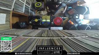 DJ Marky - Live @ Home x Influences [04.04.2021]