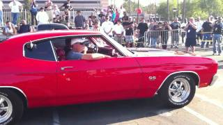 Chevelle vs Chevelle Open Headers