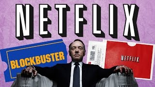 Netflix: How a $40 Late Fee Revolutionized Television