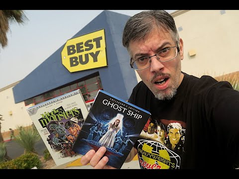 Hoarding Up –  Back To Best Buy Do They Have Movies  !!