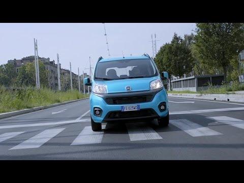 Fiat  Qubo Минивен класса M - тест-драйв 2